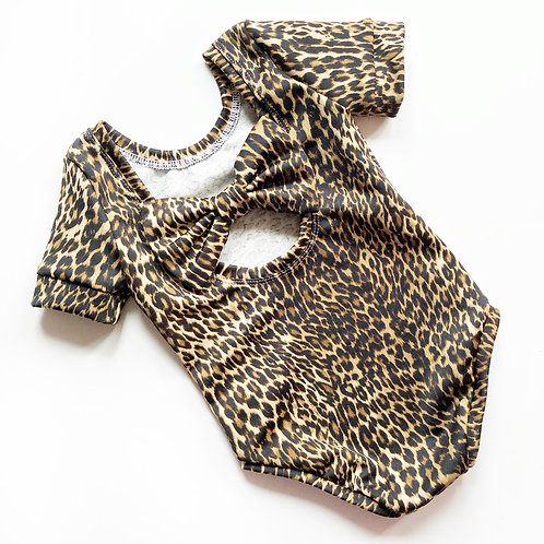 Ready to post. Limited edition leopard
