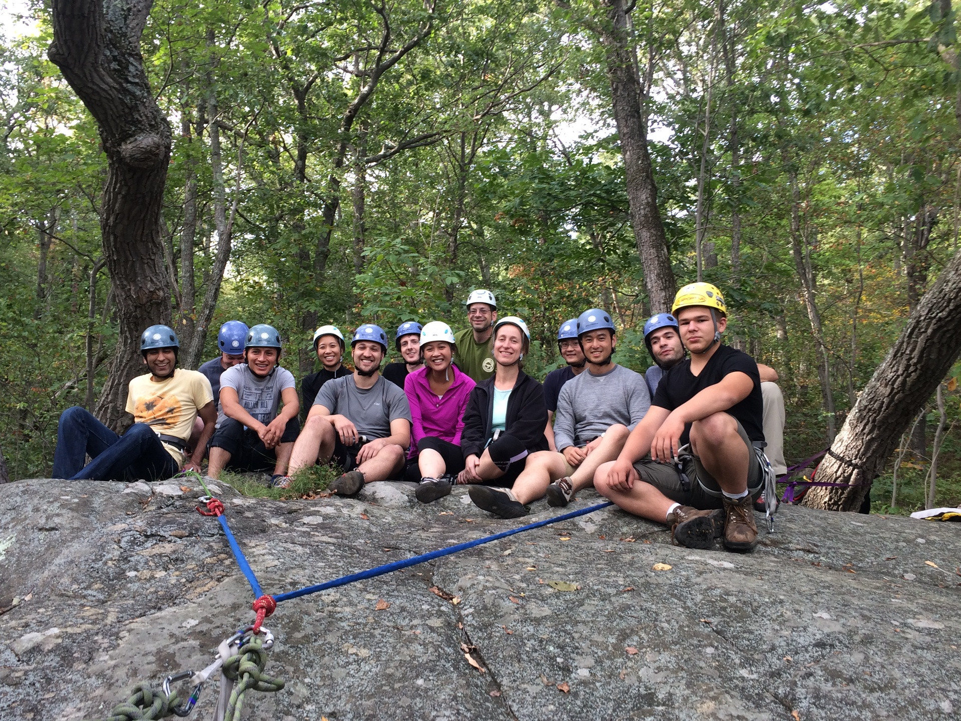 Take My Family Rock Climbing