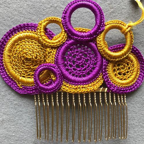 赤紫×マスタード