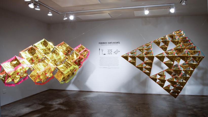 Papalotes en Resistencia, 2020, Kite Installation