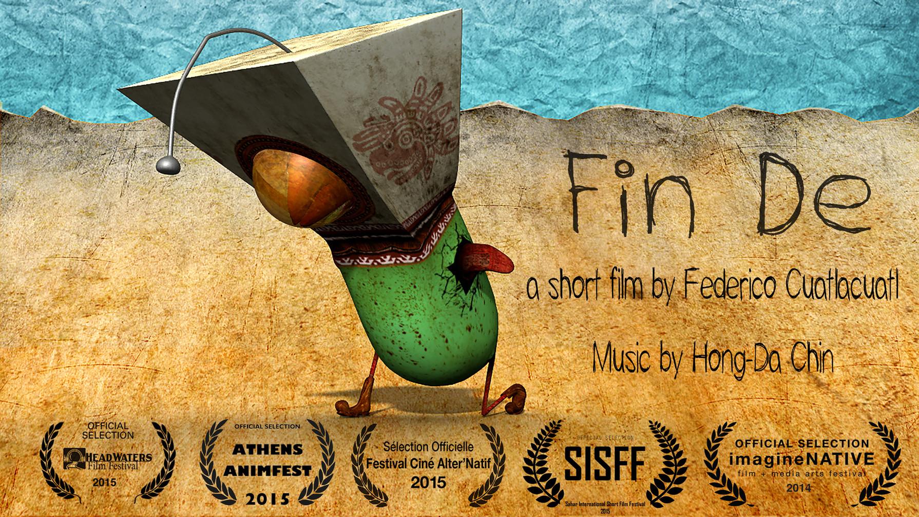 Fin De, 2014, Short 3D Animation Film