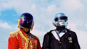 Our 10 Favourite Tracks by Daft Punk!