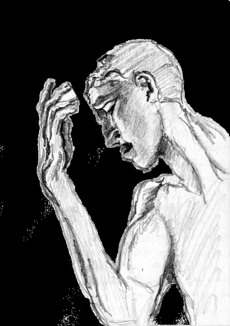 Statue in Salzburg