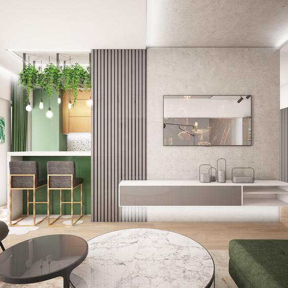 Apartament Belvedere