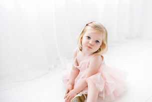Glimpse of Little Ballerina... | Warrington - Manchester newborn baby photographer.