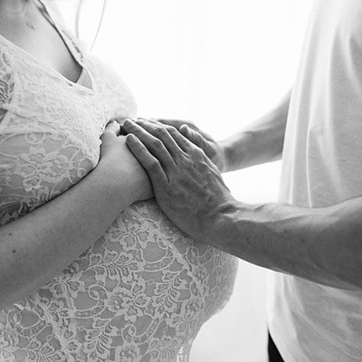 Maternity Session - Katie...