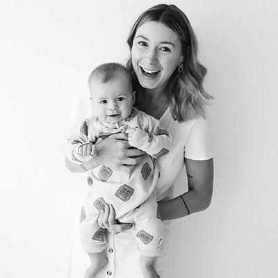 Motherhood Session - Jess...