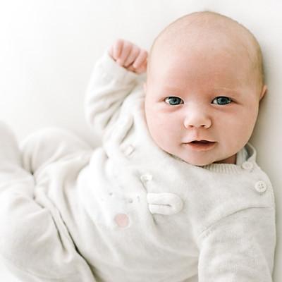 Newborn Session - Abbi...