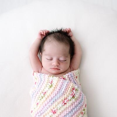 Newborn Session - Amelia...