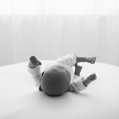 Newborn Session - Laura....