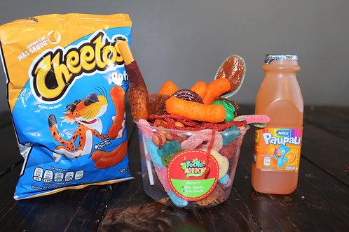 Cheetos Poffs Cup