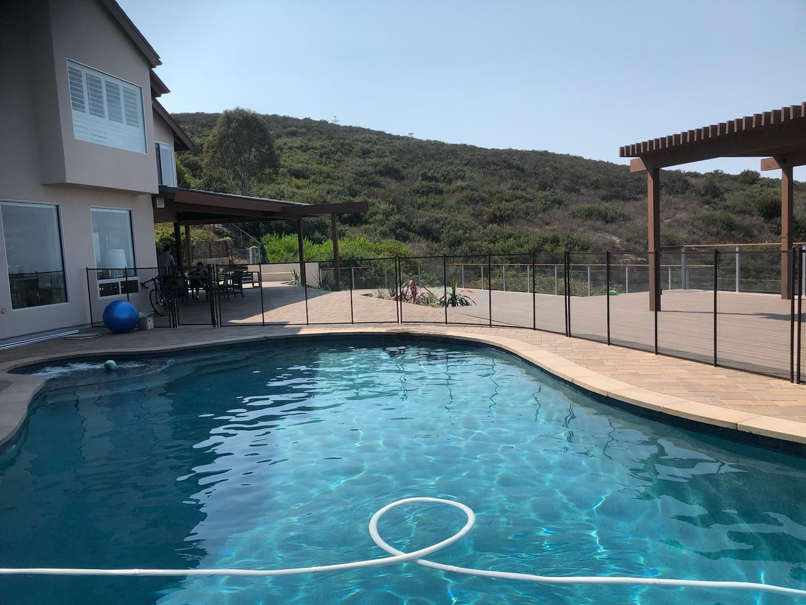 pool redomeling 2