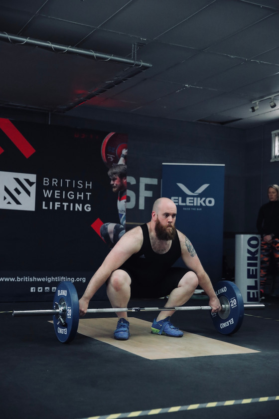 My first Weightlifting competition! (In a while!)