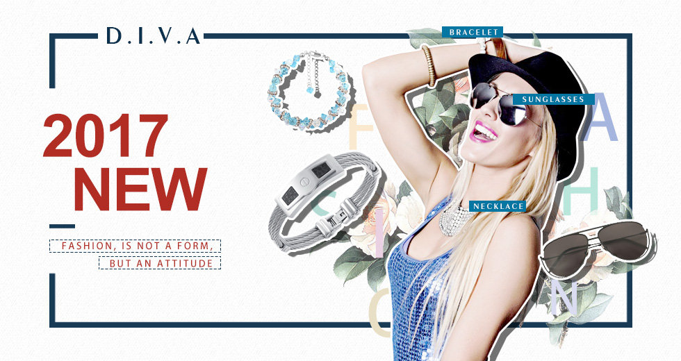 D.I.V.A world trade-China-Vietnam-manufacturer-fashion-adults clothings-ACCESSORIES-BRACELET,SUNGLASSES,NECKLACE