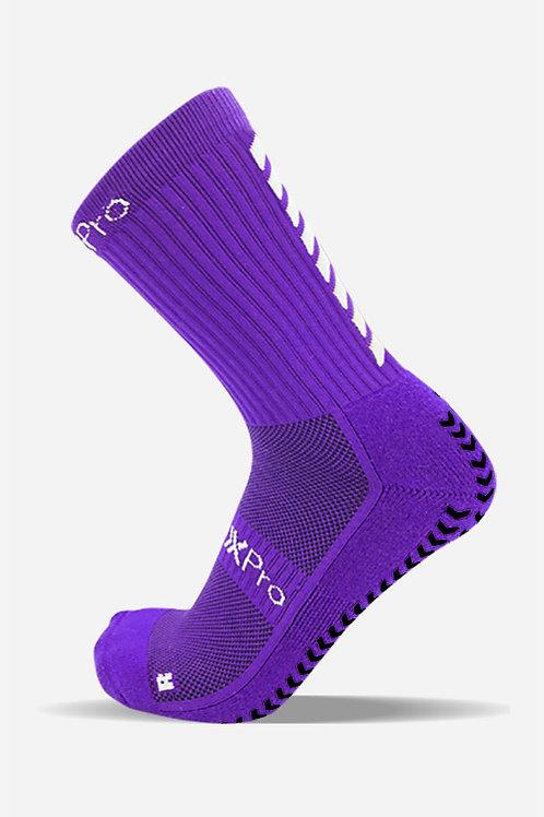 Grip & Anti slip socks SOXPro-Purple