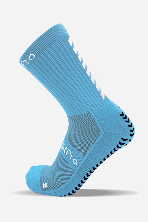 Grip sock SOXPro-Light blue