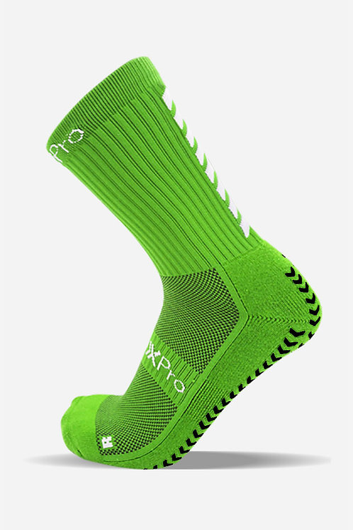 Grip & Anti slip socks SOXPro-Green