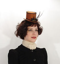 Tiny Steampunk Top Hat