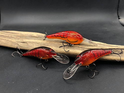 Strike King Balsa King- Cherry Craw