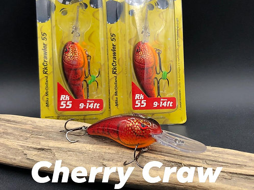 Spro Rock Crawler 55- Cherry Craw