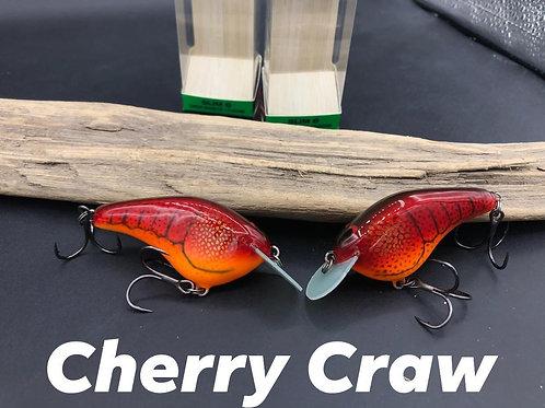 Rapala OG Slim 6- Cherry Craw