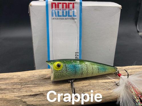 Rebel Pop R P71- Crappie