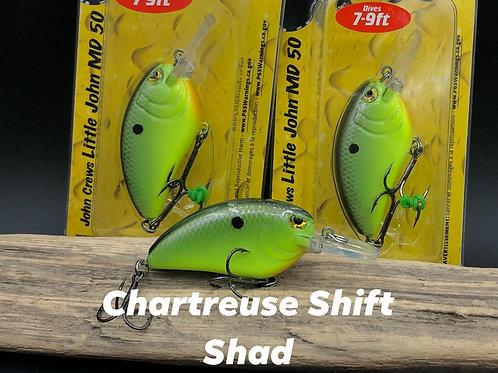 Spro  Little John MD- Shift Shad