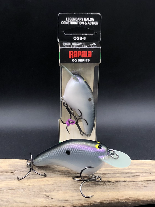 Rapala OG Slim 6 Shift Shad