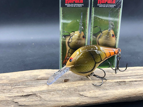 Rapala Dt6- Perfect Craw
