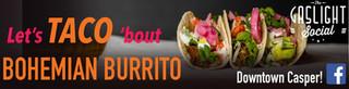 Let's taco 'bout Bohemian Burrito
