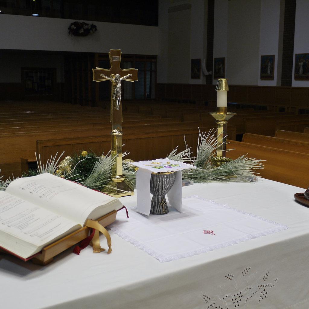 MASS TIMES | St Joseph Parish