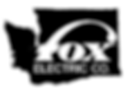 Fox Electric Black Logo.png