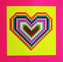 Mini pixel love