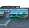 Mural by Gage Graphics