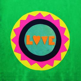 Love green card