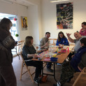 Drop-in art session