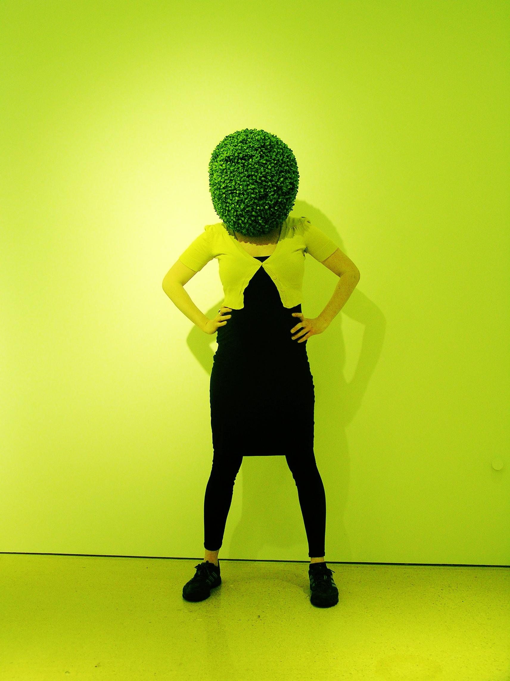 Bush head