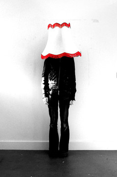Standard Lamp Lady