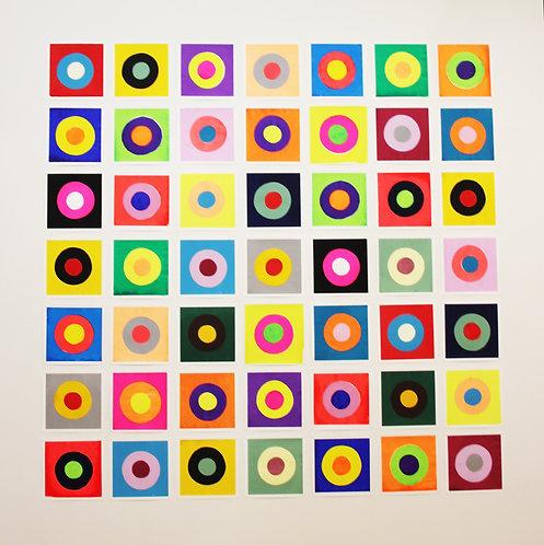 Self-Centric Circles (individually)