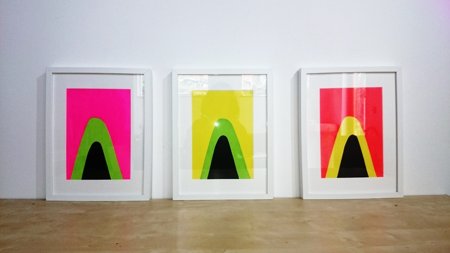 Fluoro Mountains