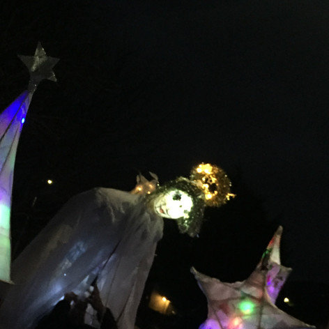 Xmas Lantern Parade