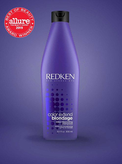 Blondage Purple Depositing Shampoo