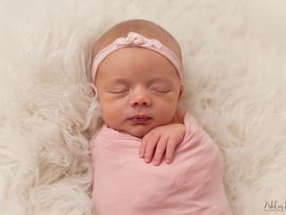 Baby L Newborn Session