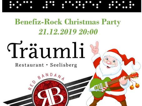 Benefiz-Rock-Christmas Party 21.12.2019