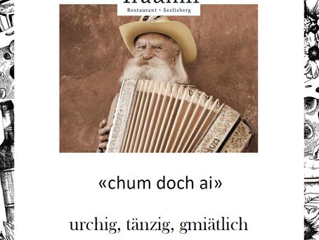 Stubätä im Träumli 13.3.2020