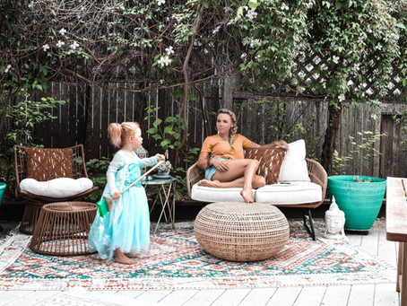 Creating An Outdoor Sanctuary