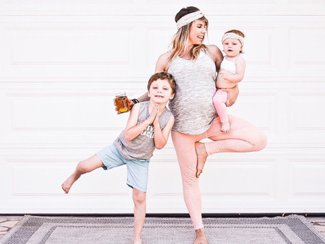 Tips For New Moms on How to Destress