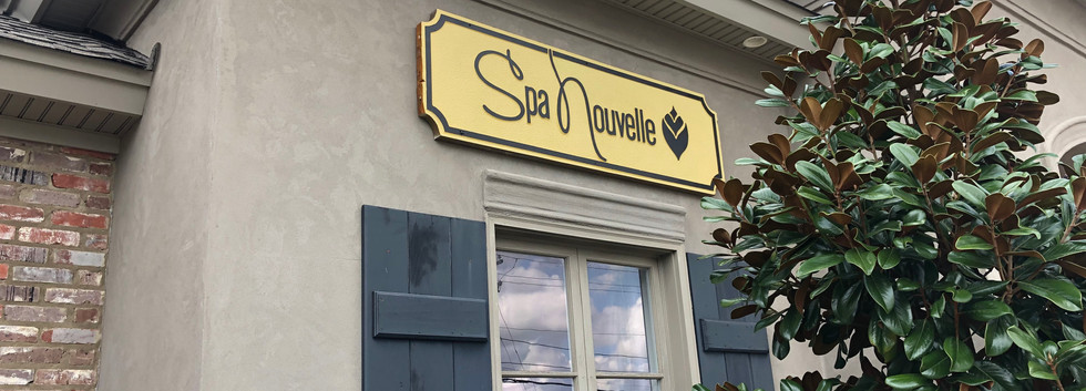 Spa Nouvelle Touch Up Painting