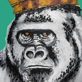 Denzel the Gorilla