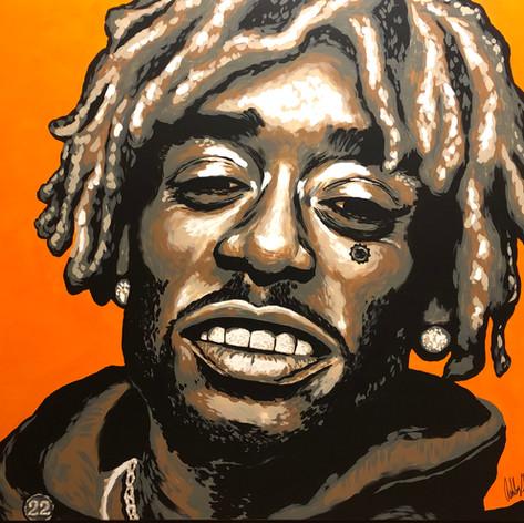 Lil Uzi Pop Art